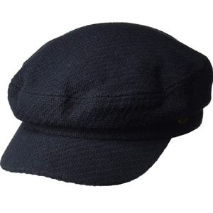 O'Neill Black 100% Cotton Paperboy Hat